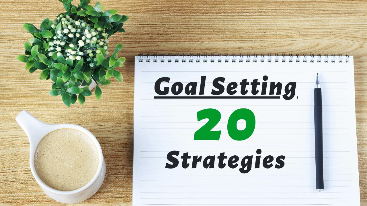 Goal Setting Algorithm