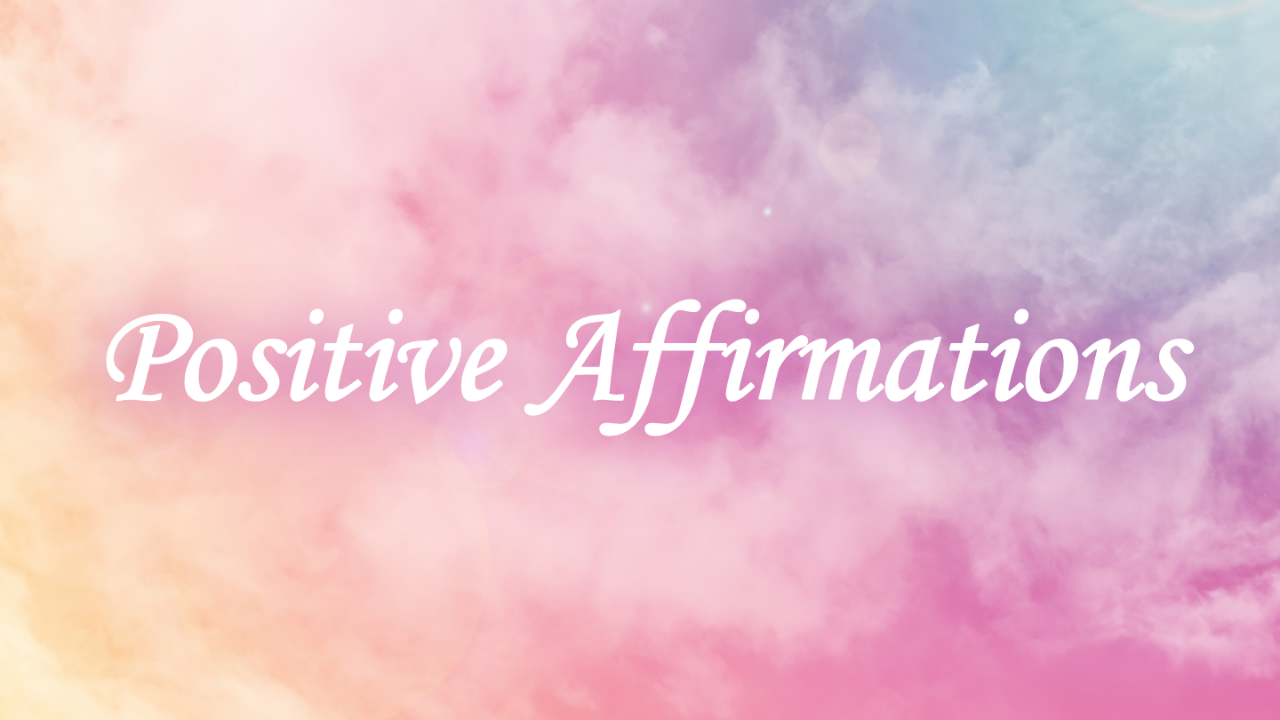 Positive Affirmations to Start the Day With - Daily Affirmations Video