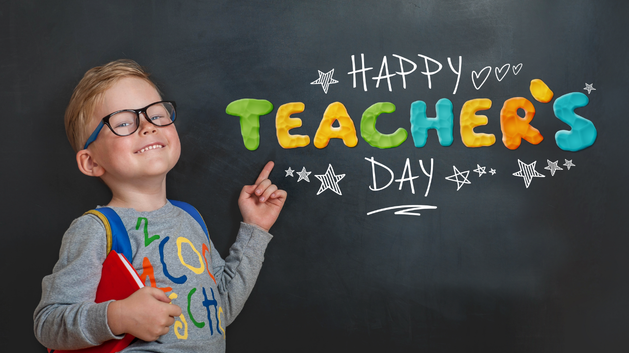 Happy Teacher's Day - What Students Say About Their Teachers