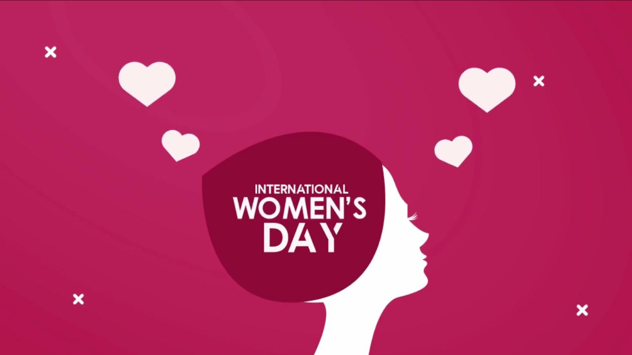 Happy Women's Day - International Women's Day Video 2021