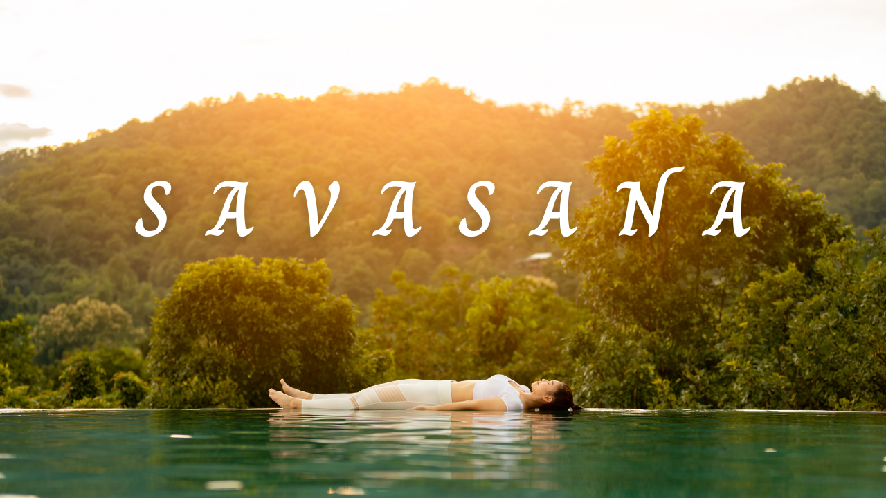 Savasana Yoga Relaxation Music - 15 Minutes of Peace and Surrender